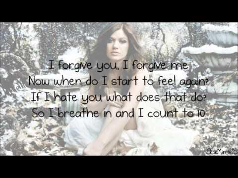 Kelly Clarkson - I Forgive You [Lyrics On Screen + Download Link]