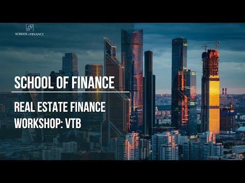 Real Estate Finance Workshop - VTB Bank