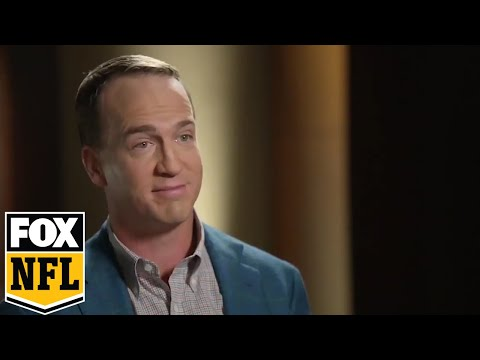 Peyton Manning 1-on-1 with Troy Aikman | Interview | FOX NFL