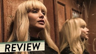 RED SPARROW | Review & Kritik