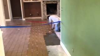 How To Install Wood Plank Tile - Mikeandmikeremodeling.com