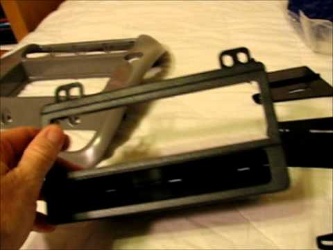Modifying Your Ford Ranger - Radio Bezel - Part 1 Of 2
