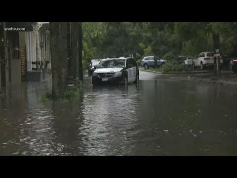 New Orleans flooding: 'I've never seen anything like this before'
