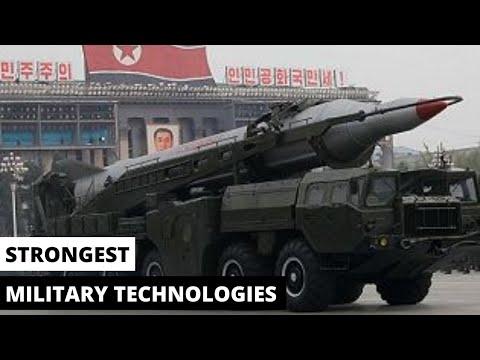 5 North Korea's Strongest Military Technologies