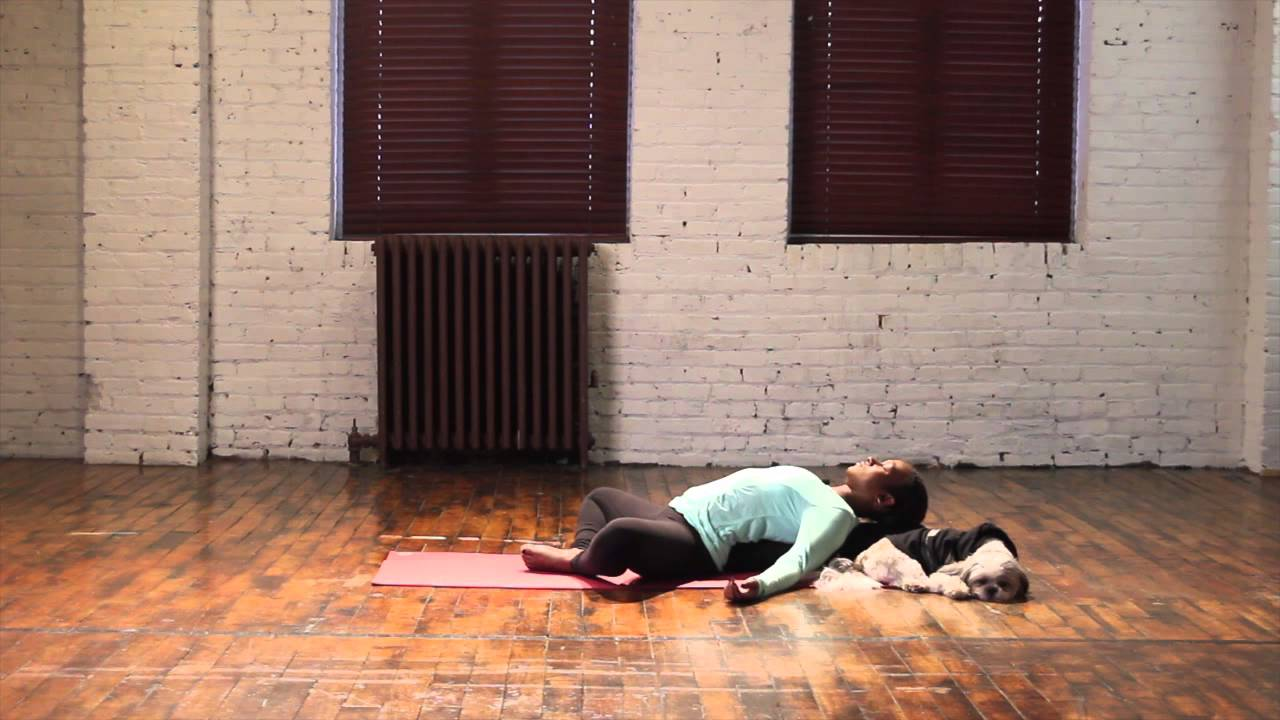 Meditation Moment: Root Chakra (video #2) | Yoga with Faith Hunter