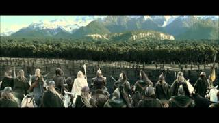 LOTR The Two Towers - Extended Edition - Fangorn Comes to Helm's Deep thumbnail