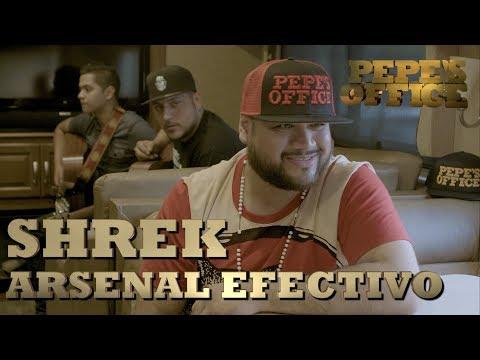 SHREK DE ARSENAL EFECTIVO EN EXCLUSIVA - Pepe's Office