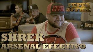 SHREK DE ARSENAL EFECTIVO EN EXCLUSIVA - Pepe