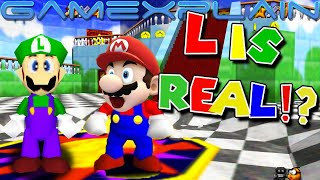 L Is Real?! Massive Nintendo Leak Reveals Luigi Was Planned for Mario 64 + Ocarina of Time Beta