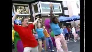 Barney Boogie Music Video