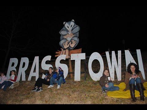 Possum Drop - New Year's Eve -Brasstown, NC