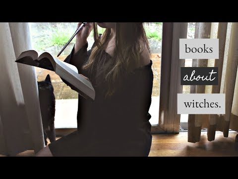 Books About Witches.