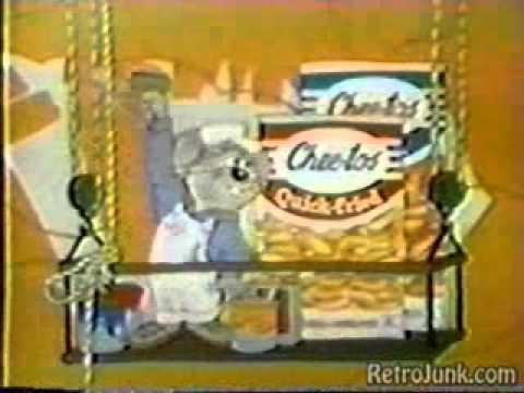 cheetos cheese that goes crunch 1971 youtube