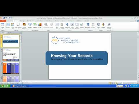 Create Learning Module with PowerPoint - Part 3