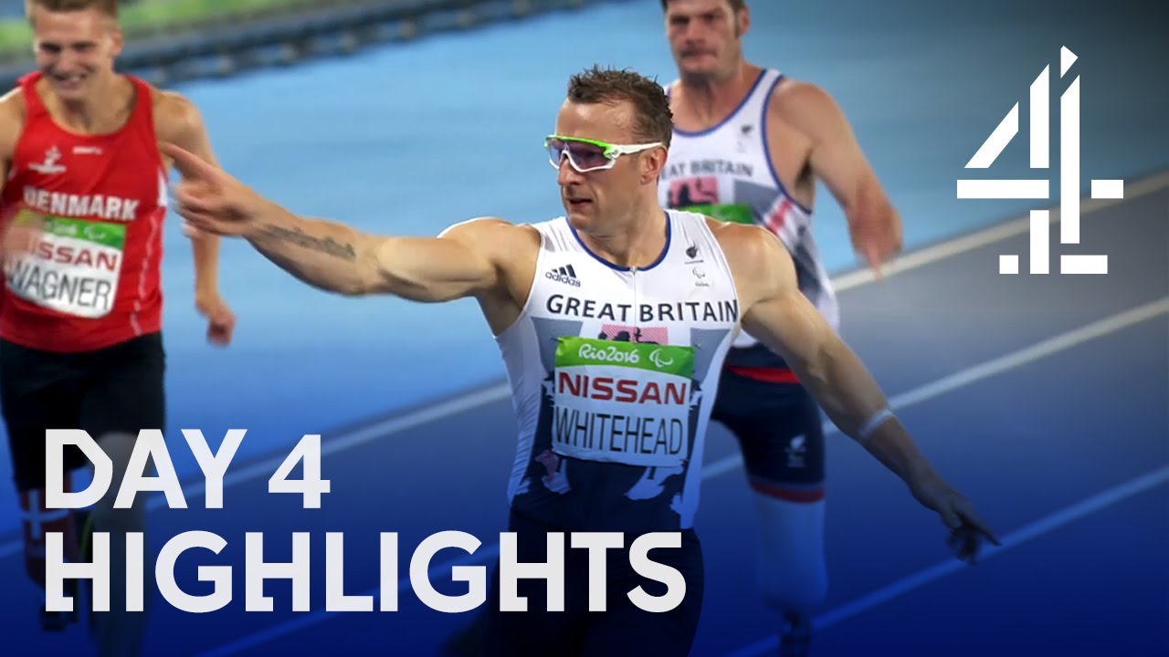 Rio Paralympics 2016 | Highlights of Day 4