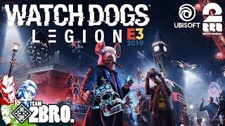 【E3/2019】弟者,兄者,おついちの「ウォッチドッグス レギオン-特別動画-」【2BRO.】