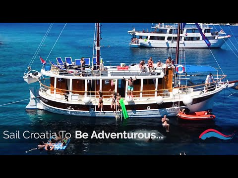 Sail Croatia with Sail Croatia [Official Navigator 2014 Trailer]