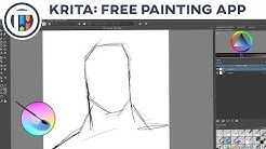 A few TIPS to get you started with KRITA! (Best Painting Program!?)