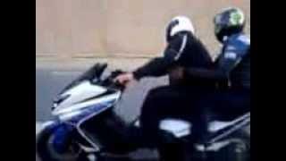 Tmax  balade en moto blida