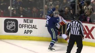 Gotta See It: Sbisa stands up for teammates, fights Ferland