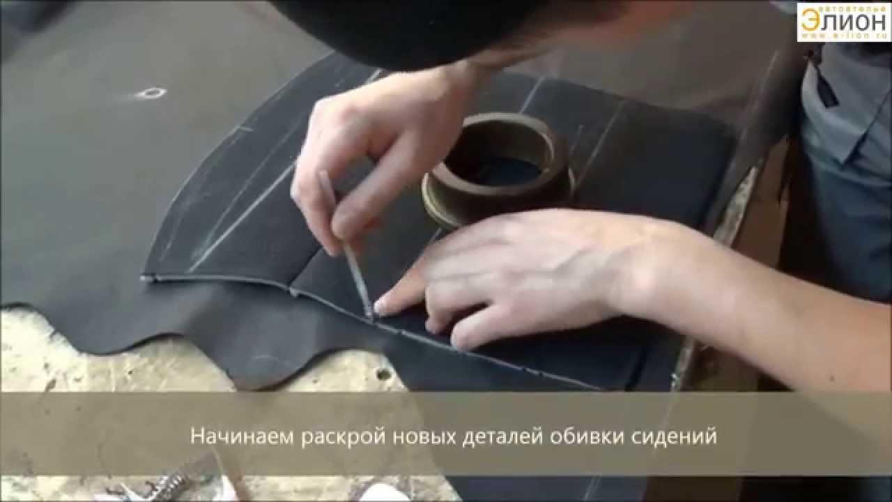 перетяжка обшивки двери своими руками