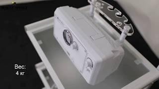 Обзор аппаратов для вакуумного массажа модель 818 и 120 - Видео от Бьюти Сервис Украина: Косметологическое оборудование, оборудование для салонов красоты