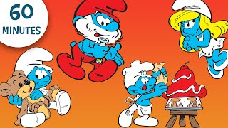 60 Minutes of Smurfs • Compilation 4 • The Smurfs