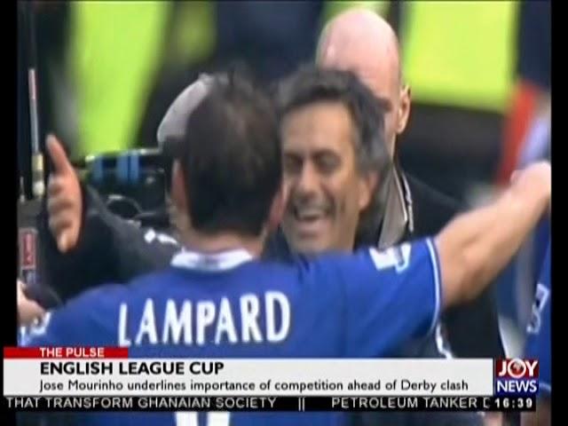 English League Cup - The Pulse Sports on JoyNews (25-9-18)