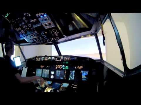 B737NG Home Cockpit Flight Deck Solutions and SIM Avionics (LYBE-LTBA)