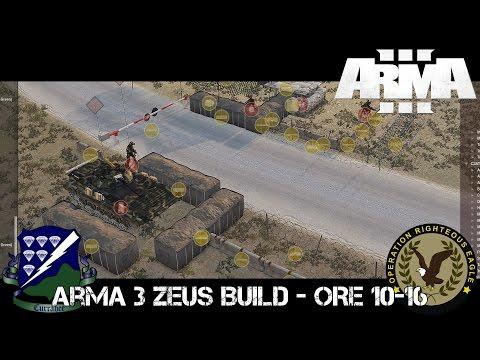 ArmA 3 Zeus Build - ORE 10-16 TF Alpha