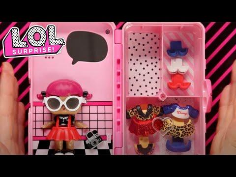 LOL Surprise! | How Do You Unbox Style Suitcase? | LOL Surprise Fashions