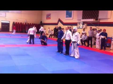 Focus Martial Arts - Sean Lawlor 2011 Cork Open