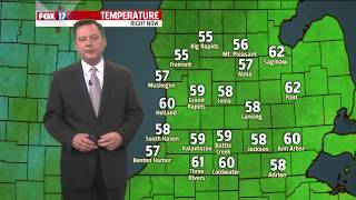 Weathercasts from FOX 17 Grand Rapids, October 2014