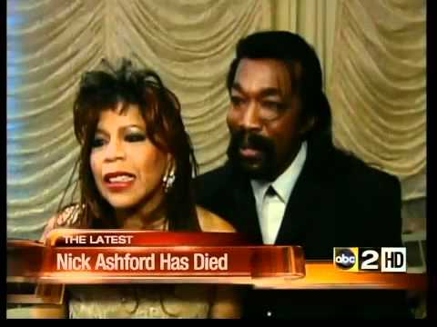 Nick Ashford has died