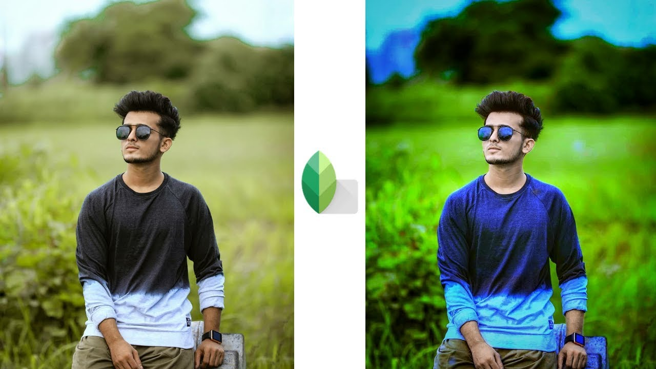 Snapseed Best Realistic Color Effect Editing Tricks | Best ...