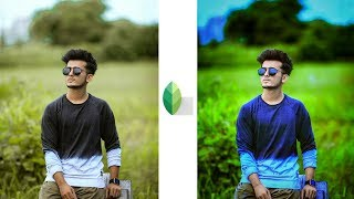 Snapseed Best Realistic Color Effect Editing Tricks | Best Color Effect | New snapseed Photo Editing