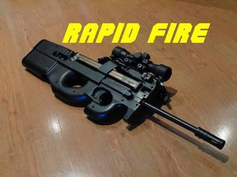 Ruger 10 22 Fn P90