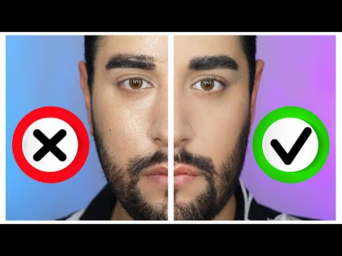 How To Prep Oily Skin For Makeup #makeup