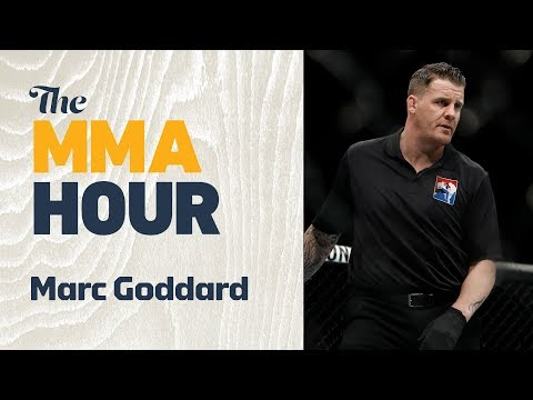 Referee Marc Goddard: More Weight Classes 'Not the Answer' to MMA's Weight-Cutting Issue
