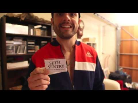 SETH SENTRY: VACATION VIDEO: BEHIND THE SCENES