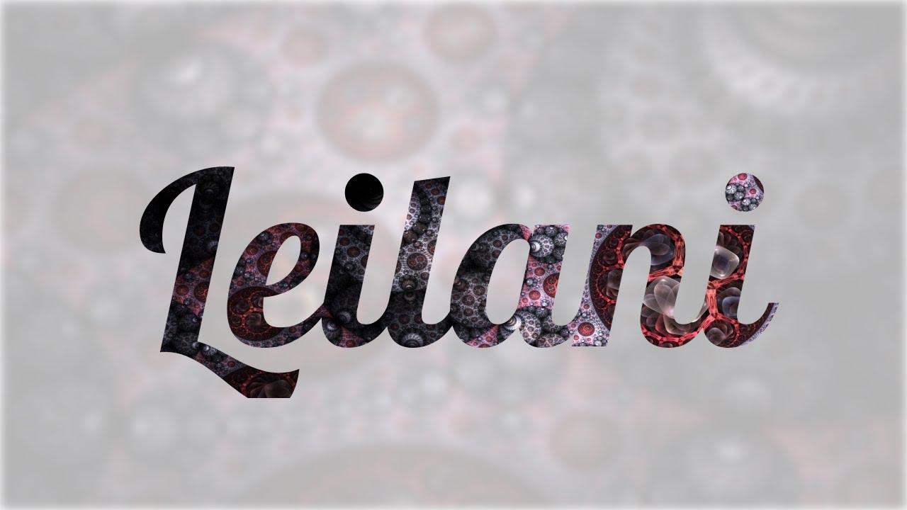 Significado de Leilani, nombre Hawaiano para tu bebe niño