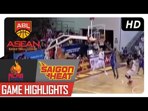 Alab Pilipinas vs. Saigon Heat | ABL | March 3, 2017