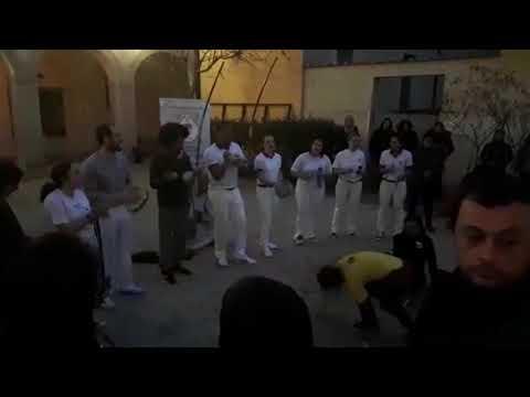 MARIELLE PRESENTE - ROMA / CAPOEIRA