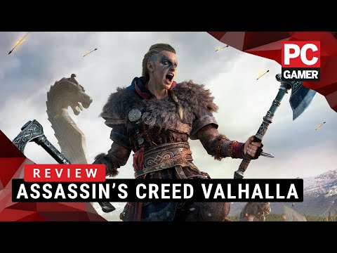 Assassin's Creed Valhalla   PC Gamer Review