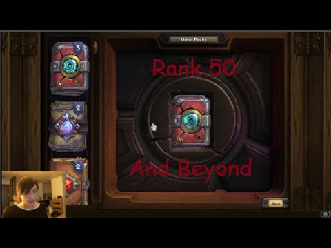 Rank 50-Is It Worth It? Hearthstone New Player Ranks And Rewards