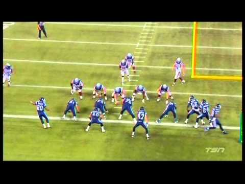 Bo Bowling WR KR #0 Montreal Alouettes Nov 1 2013 - Presented by Centre 68