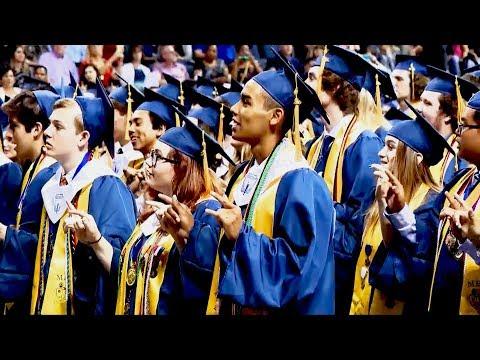McKinney High School 2019 Graduation