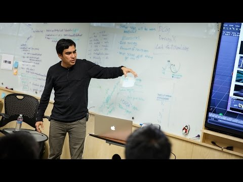 Design at Large - Carlos Olguin, Programming Matter Across Domains and Scales