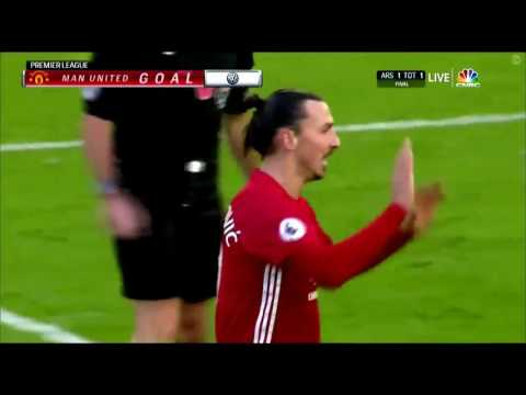 Manchester united vs Swansea first half goals 3-0