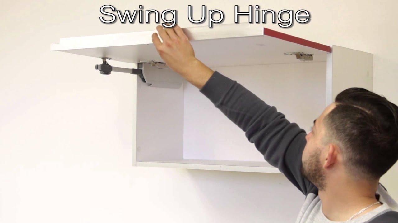 Swing Up Hinge Youtube